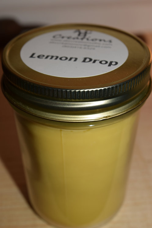 Lemon Drop Soy Candle