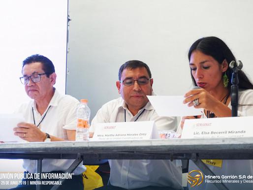 Reunión Pública Informativa