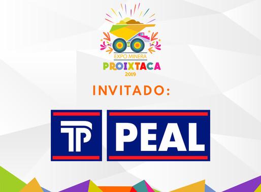 PEAL EN EXPO MINERA PROIXTACA 2019