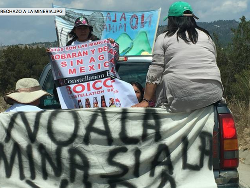 Suspende Semarnat reunión de proyecto minero Ixtacamaxtitlán