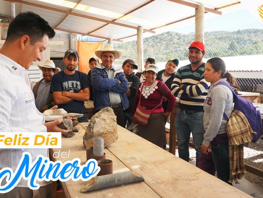 En Minera Gorrión nos sentimos orgullosos de que nuestro trabajo trascienda.