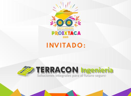 TERRACON EXPO MINERA PROIXTACA 2019