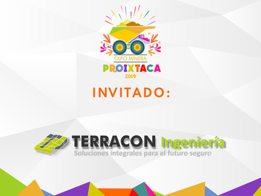 TERRACON EXPO MINERA PROIXTACA 2019