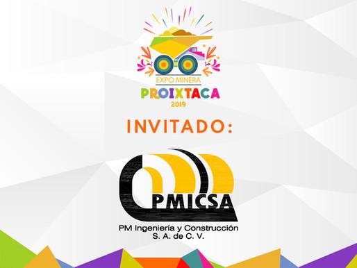 PMICSA EXPO MINERA PROIXTACA 2019