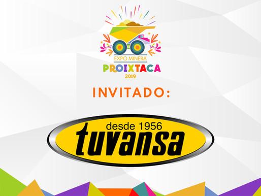 TUVANSA EXPO MINERA PROIXTACA 2019