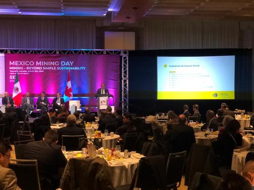 Minera Gorrión Presente en PDAC, Convención Mundial de Exploración y Minería en Canadá