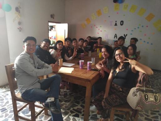 """Apoyo a la """"Casa del estudiante KAli Bafa"""""""