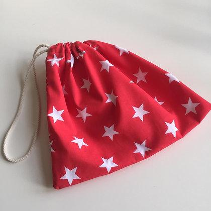 White Star Accessory Bag