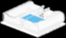 CISB - perspectiva telhado +piscina REV