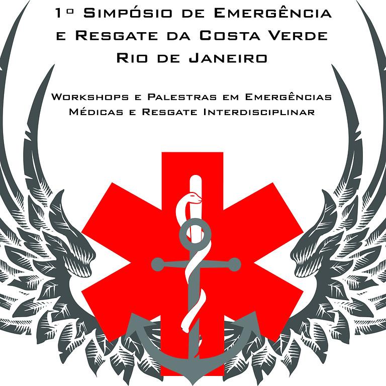 Simpósio Internacional em Emergências e Resgate da Costa Verde