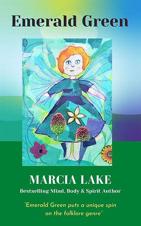 Marcia Lake_Emerald Green_Book