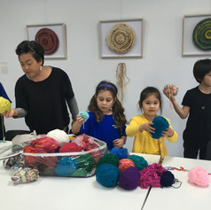 Soft Sculpture Workshop