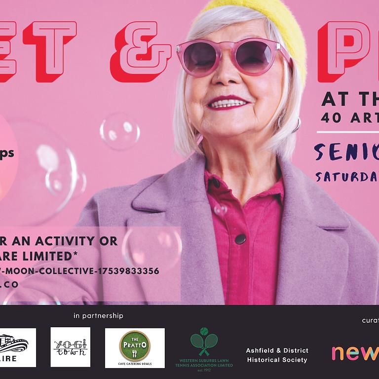 Meet & Play at Thirning Villa - Seniors Festival