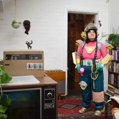 """""""How cool would it be if we saw picture books with a non binary person landing on the moon. That would change the conversation as well for a lot of kids."""" Prince Aydin"""