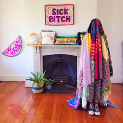 Bitch Quilts - Exhibition