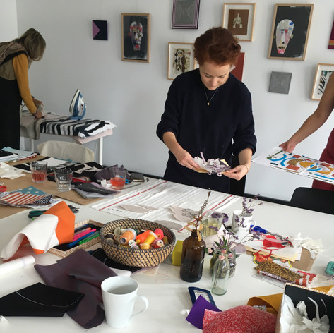 Story Cloth Workshop