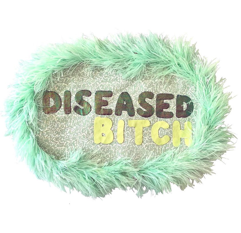 Diseased Bitch - Quilt
