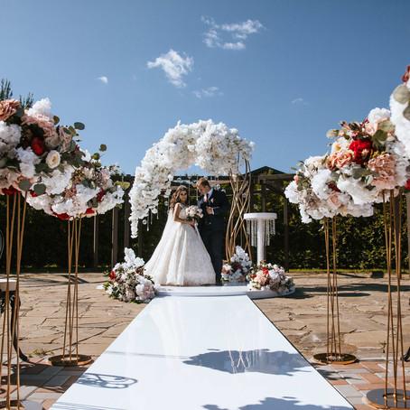 Свадьба Сергея и Олеси 10 августа 2018
