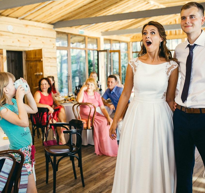Свадьба Ивана и Марии