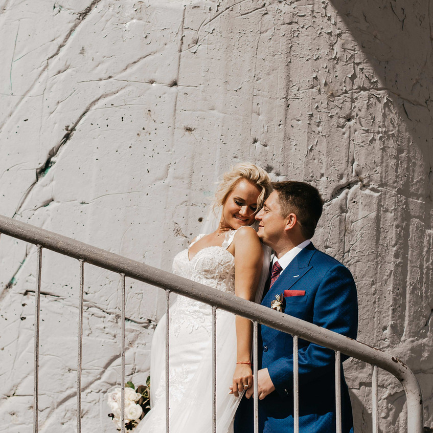 Свадьба Сергея и Юлии