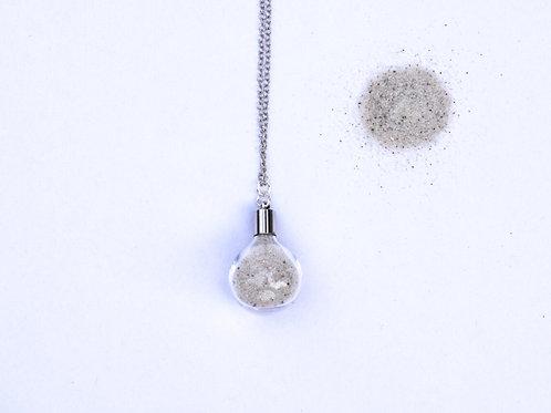 White Sand Glass Pendant Mozambique
