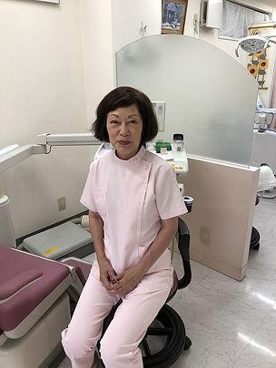 赤羽岩淵ひがし歯科 院長 東千緒子