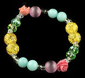 Lucky Charm girls bracelet