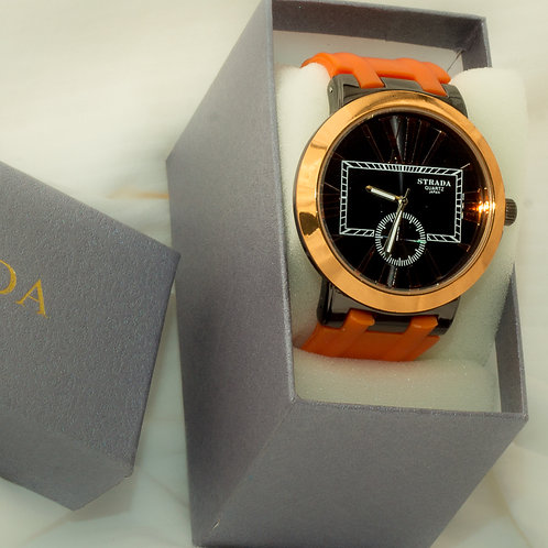 STRADA MENS QUARTZ WATCH