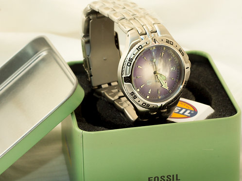 FOSSIL MENS DIVER WATCH