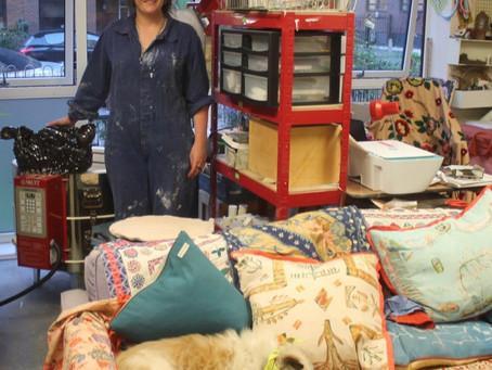 Tottenham Inspired Textiles