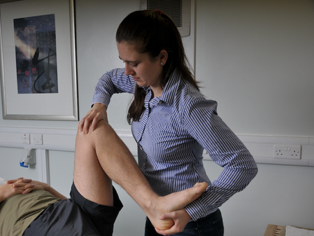 Injury Rehabilitation in Tottenham