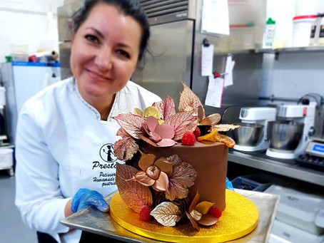 The Best Cakes are in Tottenham