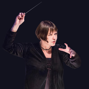 One of UK's Leading Female Conductors
