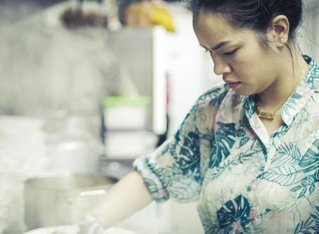Mum's the Word on Vegan Chinese Food