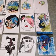 Kunst og håndverk 4. klasse