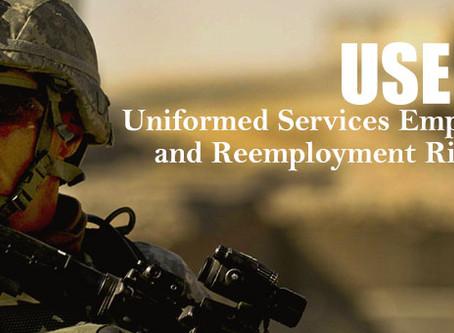 Military Discrimination! Filing a USERRA Claim with MSPB