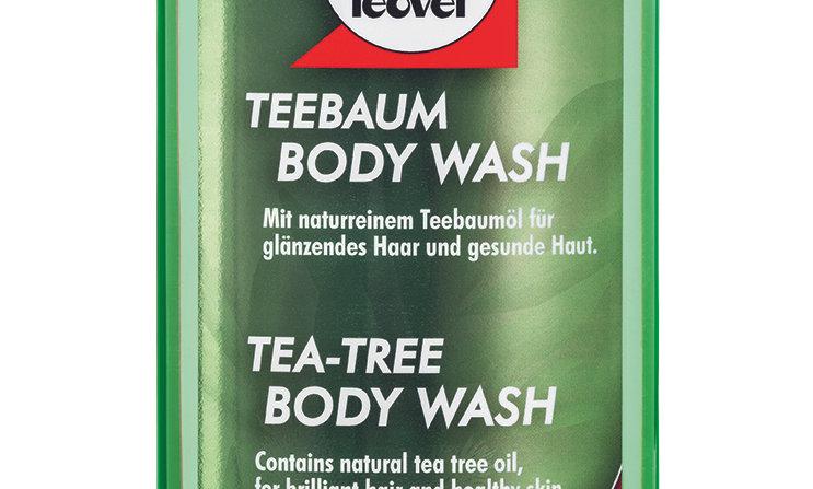 Tea Tree Shampoo and Lotion