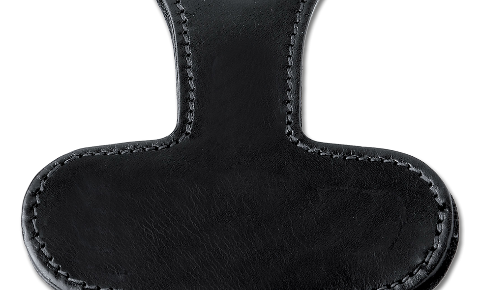 Leather Crupper Attachment