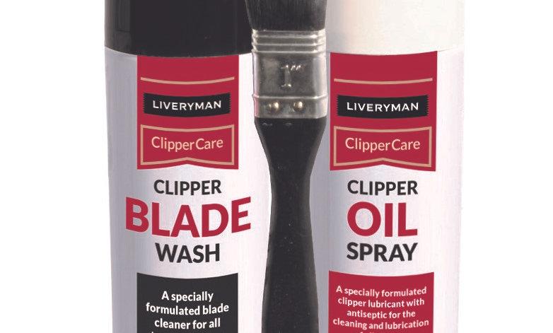 Liveryman Clipper Care Kit