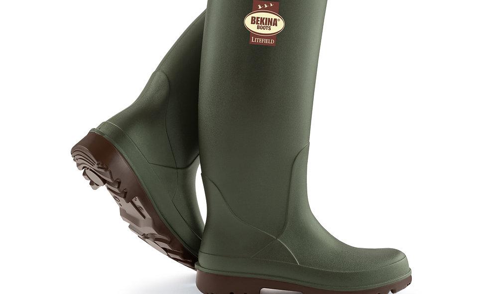 Bekina Litefield: The Light & Comfortable Leisure Boots