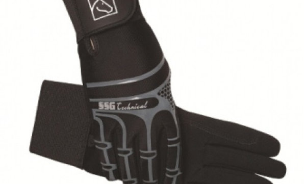 SSG Technical with Wrist Support Style 8550