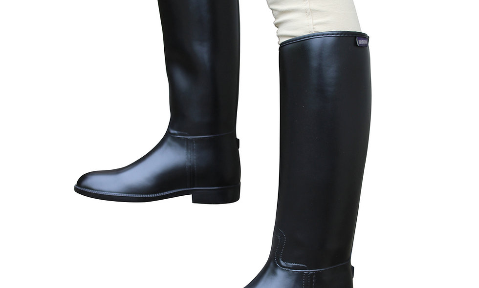 Equisential Men Seskin Tall Riding Boots