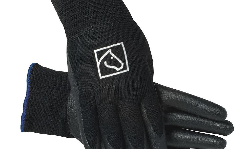 Equestrian Lined Barn Glove 8100