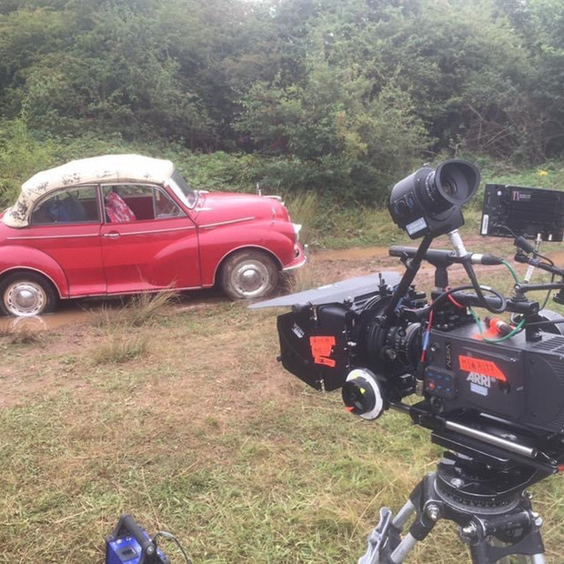 Filming Twirlywoos 2018
