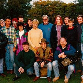 Rosie & Jim Crew with Pat Hutchins