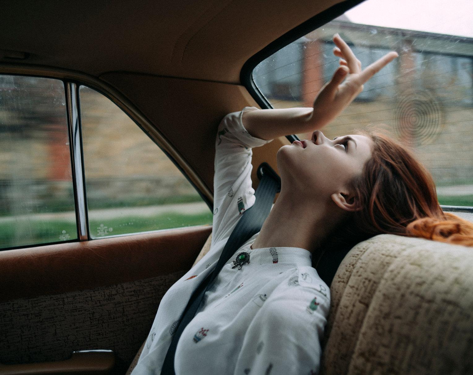 Montada no Backseat