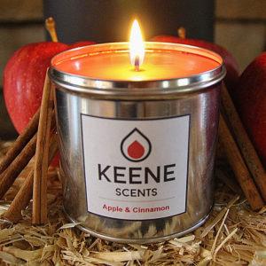 Candle - 12oz Tin  60hr burn time