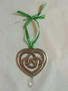 Celtic Heart Knot Ornament