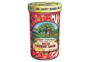 Mild Cherry Salsa - 16oz