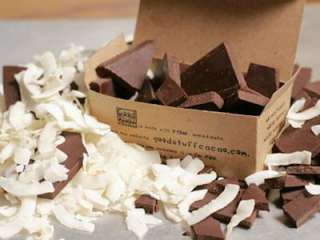Cacao -Dark Chocolate Coconut